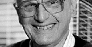 Harry Markowitz, RADY MBA professor, UC San Diego
